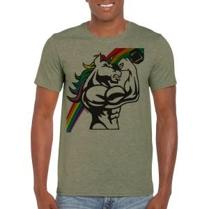 Camiseta Unisex Unicornio...