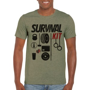 Camiseta Survive