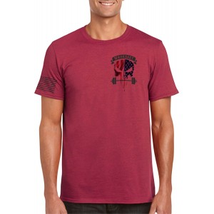 Camiseta WodReset Skull