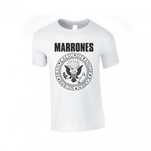 Camiseta Marrones